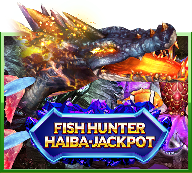 Fish Hunter Haiba Jackpot